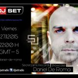 Daniel De Roma /Danny L. - DJ SET Radio _Playa Del Carmen Mexico_ Guest Mix 27.11.2015_Part 01