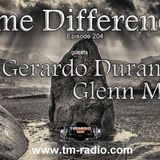 Gerardo Duran Pres. ( Time Differences Episode 204 April 2016 )