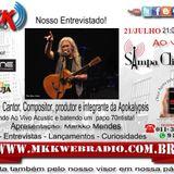 Programa Sampa Clipping 21/07/2015 - Zé Brasil