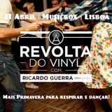 A REVOLTA do Vinyl - 4 Abril 2015