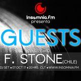 Guests - Ep. -#007 7-Octubre-2017 - F. Stone