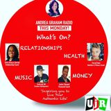 Andrea Graham Radio Show Introducing Resident Coaches & Contributors!