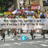 4TH BBC 2017 TOUR DE FRANCE STAGE 3