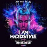 I AM HARDSTYLE Austria 2019   Concept Art Warm Up Mix