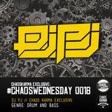 #CW 0018: DJ PJ - CK Exclusive // DRUM AND BASS