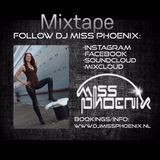 Episode 401 DJ Miss Phoenix 2016 Techno 1 hour mix
