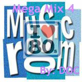 The Music Room's 80s Mega Mix 4 - By: DOC (03.26.14)