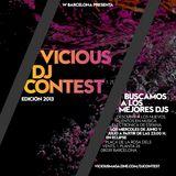 Vicious Dj Contest