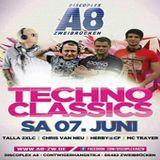 Herby@CF Live @ A8 Zweibrücken 07.06.2014(Techno Classics with Talla 2XLC)