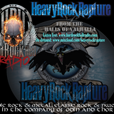 Hard Rock Hell Radio - Heavy Rock Rapture - August 22 2017 Feat NEW Thunderstick & Phantom 5 release