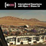 Myon & Shane 54 - International Departures 289