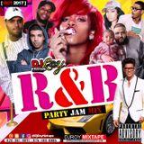 DJ ROY R&B PARTY JAM MIX [OCT 2017]