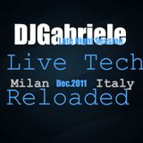 Dj Gabriele , Late Night Session Live set Milan - Italy dec 2011