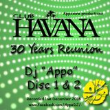 Club Havana 30 years reunion-Part 2  (low bit rate). For full HIGH QUALITY version please contact me