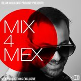 Dejan Milicevic Exclusive MIX 4 MEX | 04.11.2011