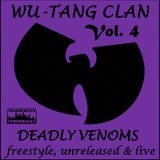 Wu-Tang Clan - Freestyle, Unreleased & Live - Vol.  4