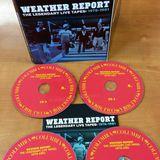 Emission spéciale Weather Report Legendary Live Tapes 78.81