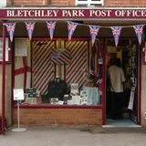 18th July 2012 featuring the Bletchley Park Post Office on Harry & Edna on the Wireless