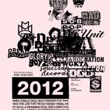 Rap History - 2012