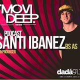 Movi Deep - Podcast Dj Guest Santi Ibanez Host Matias Deep