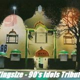 DJ Kingsize - 90's Idols Nightclub Tribute Mix