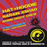 Hat+Hoodie - Mini Mix for Bomb Diggy