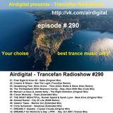 Airdigital - Trancefan Radioshow #290 2017-03-10