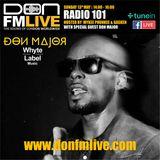 Radio 101 | Mykee Phunkee, Gasken & Don Major - 13/05/18