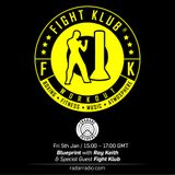 Blueprint w/ Ray Keith & Fight Klub - 5th January 2018