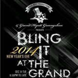 NYE Live from Bling It @ Grand Hyatt in Guangzhou
