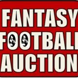 Ep 49 Fantasy Football Auction Draft Recap, Fantasy Football News, Buy or Sell (Sleepers and Busts)