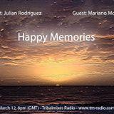 Mariano Moloc - Guest for Happy Memories - March 12, 2012 @ Tribalmixes Radio