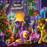 MLP Christmas Mix 2017 [PREVIEW]