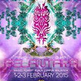 Belantara Festival 2015 Set - Main/Jungle Stage. 1 Feb. 8-10 PM