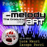 Grooving Bag - sabato 22-6-2013 Luca Mauri & Iacopo Porri