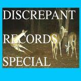 Cashmere Specials Discrepant Records Label Special w/ Ross Alexander & Gonçalo F Cardoso 15.09.2018