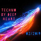 Techno By Deep Heart 02/2019