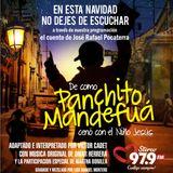 17-DIC-15 - El #EspecialDePanchitoMandefua en #LaMañana979 + invitados