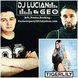 Dj Lucian &Geo-Best Festival Party Mix (Guest Mix-Tigerlily)@OnlineDjRadio