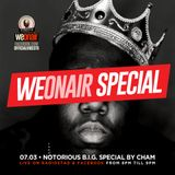 The Notorious B.I.G. mix by DeeJay Cham