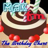 2012.10.01 MAK-FM Birthday Chart 1972