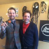 Pete Paphides with Ricky Wilson 10/03/15