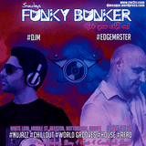 Funky Bunker Nottingham Live session Sunday 20th August 2017