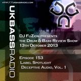 Ep. 153 - Label Spotlight on Deceptive Audio, Vol. 1