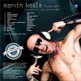 progressive club culture 002 | mixed and compiled by marvin koala