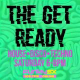 Greg May Get Ready 27th October 18 Friendly Fires Addison Groove Jo Jo Angel Jacques Renault Conny