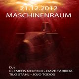 Dave Tarrida @ Maschinenraum - XPEDIT Wien - 21.12.2012