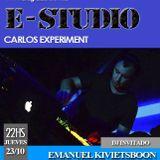Emanuel Kietsboon @ E-STUDIO, BAG RADIO 23/10 (TECHNO)