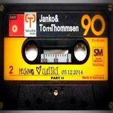 Janko & Tom Thommsen @ Klangstation Techno Classics - Radio Tonkuhle Hildesheim - 05.12.2014 - Pt.2