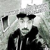 Ritmo Radio Show - 23.02.2019